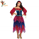 PGWC5307 Fashion Women Gypsy Costumes for Carnival Cosplay