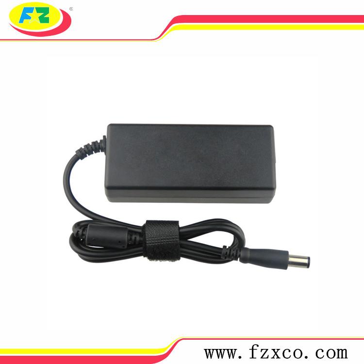 195V 334A 65W AC Laptop Power Adapter Charger For DELL Latitude D500 D505 D510 D520 D530 D531 D600 D610 D620 74mm 50mm