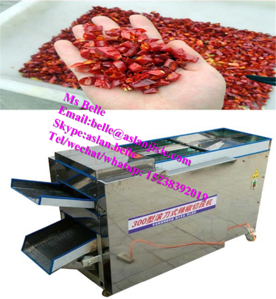 Chili stem cutting Machine / Pepper cutting Machine