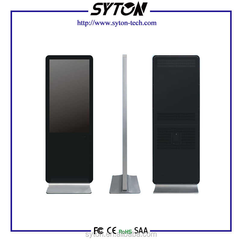 Customized floor stand digital advertisement digital signage android