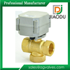 3 Way Actuator Electric/ Motorized Ball Valve With Actuator