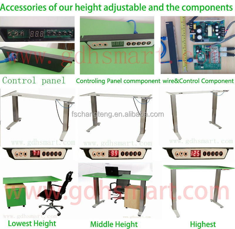 Furniture Legs Ireland height adjustable office frame legs table garden bench feet