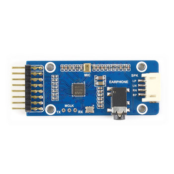 WM8960 Module Audio Codec Audio Capture Stereo Playback Recording I2C  Interface WM8960 Module, View WM8960 Module, Canruo Product Details from