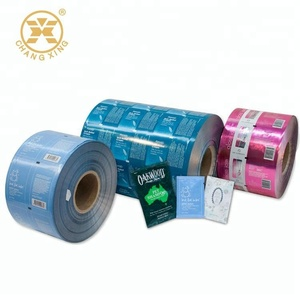 OEM Sachet Food Packaging Plastic Roll Film PET/OPP/PA/AL/PE/CPP Lamination Food Packaging Film