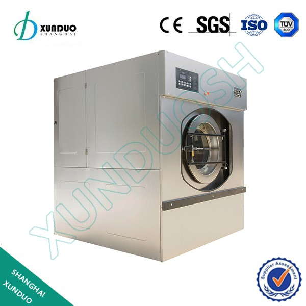 Xunduo 70kg Industrial washing machine laundry equipment for sale
