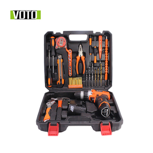 Wrench Hammer and Cordless electric impact drill multi-function professional power tool set