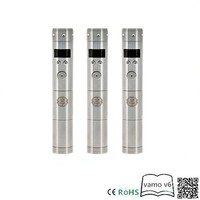 Kaluos Newest arrival best quality mechanical mod Carlos 20w mech mod and vamo V6 20w vamo v5 pcb board