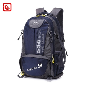 Top Quality Custom Outdoor Pro Waterproof Hiking Backpack With Laptop Compartment