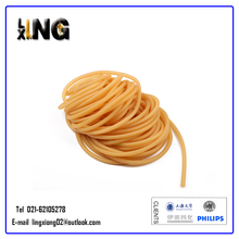 High elastic dipped natural rubber tubing latex