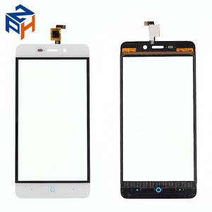 For ZTE Blade X3 Touch Screen Replacement, White Touch With Digitizer  Display Assembly For ZTE Blade X3