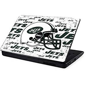 NFL New York Jets Inspiron 15 & 1545 Skin - New York Jets - Blast Alternate Vinyl Decal Skin For Your Inspiron 15 & 1545