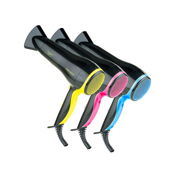 PRITECH High Quality 1800-2000W Dc Motor Multicolor Hair Dryer Manufacturers фото