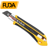 precision retractable snap off utility knife cutter