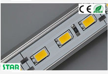 12v high quality SMD 5630 aluminium profile for led strips cheap led light bars