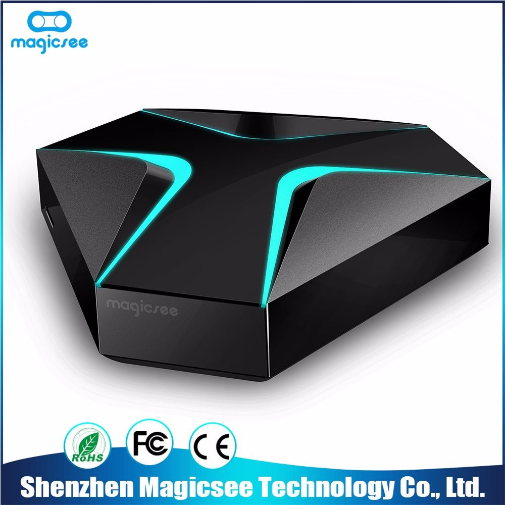 Fashionable Design Odm smart a6 internet top live channel streaming tv box 4gb ram