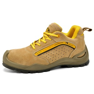 2018 Fashion Industrial Safety Shoe Safety Men Shoes Safety Shoes  Manufacturer