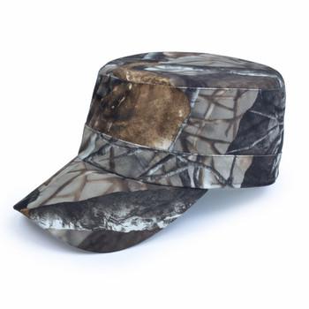 Promotional Outdoor Camo Hunterting Flat Top Soldier Hat Cap - Buy ... 7464356932d8