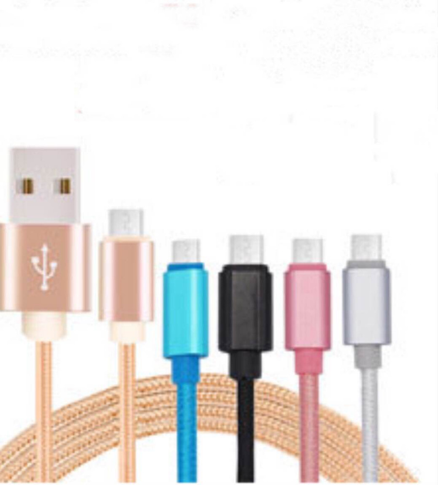 Five colors Fashion Headphone cables for Iphone and Ipad