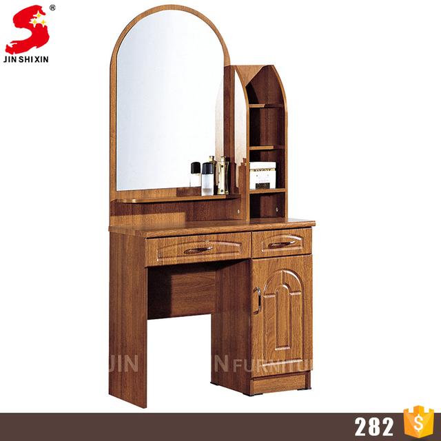 Bedroom Furniture Simple Design Modern Wooden Dressing Table Designs