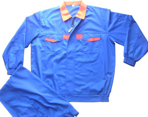 Men's Gender and Coverall Style unisex work uniforms/blue work wear uniform