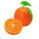 Fresh Gannan navel orange fruit