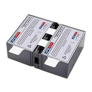 APC Smart UPS C 1000VA 2U LCD 120V SMC1000-2U Battery Pack