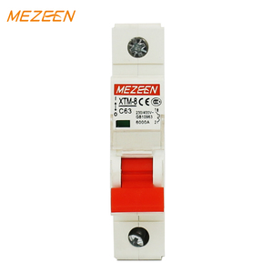 Factory Directly tp circuit breaker mini breaker electrical mcb rccb elcb mccb