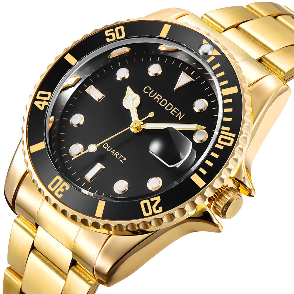 XN6582 Stock Supply 40mm Good Quality Quartz Metal Watch фото