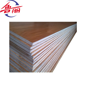 top quality 18mm thickness melamine plywood of market price