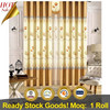 2.80-3.20m Width wedding decorations living room curtains blackout curtains