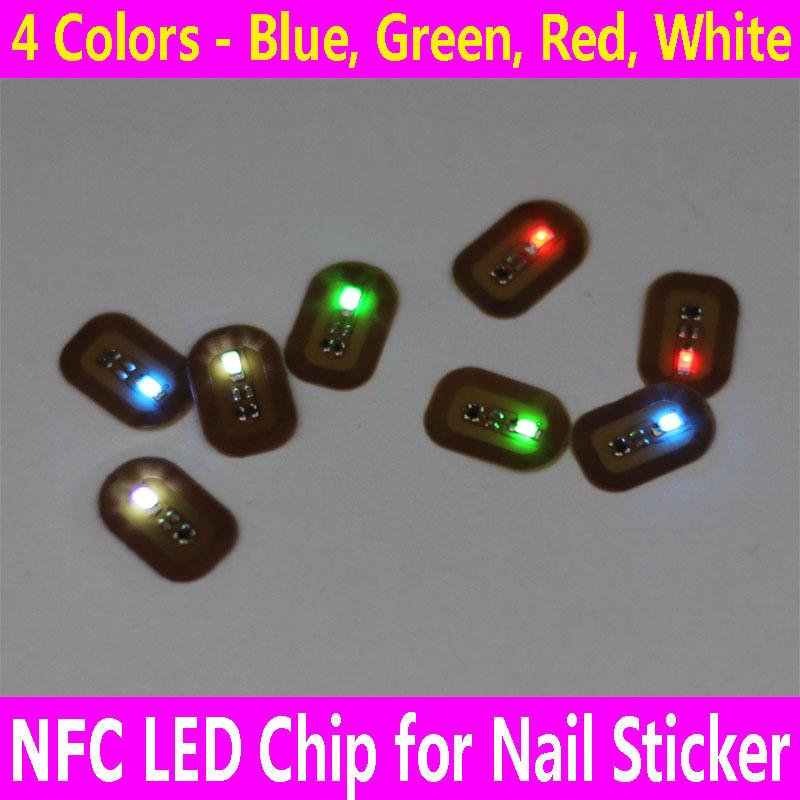 Shining Nfc Led Nail Sticker For Nfc Smart Phone - Buy Nfc Nail Sticker,Nfc  Led Nail For Smart Phone,Nfc Led Nail Sticker Product on Alibaba com