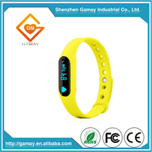 Factory Price C6 Smart Band Fitness Tracker Ce Rohs Bracelet Smart Fit Band