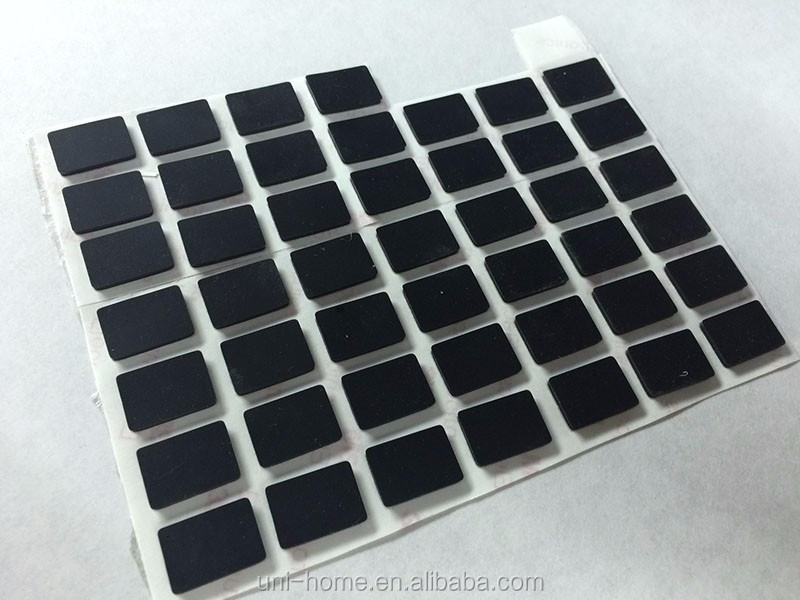 High Thermal Conductivity Silicone rubber Adhesive absorbent Sheet for electric devices