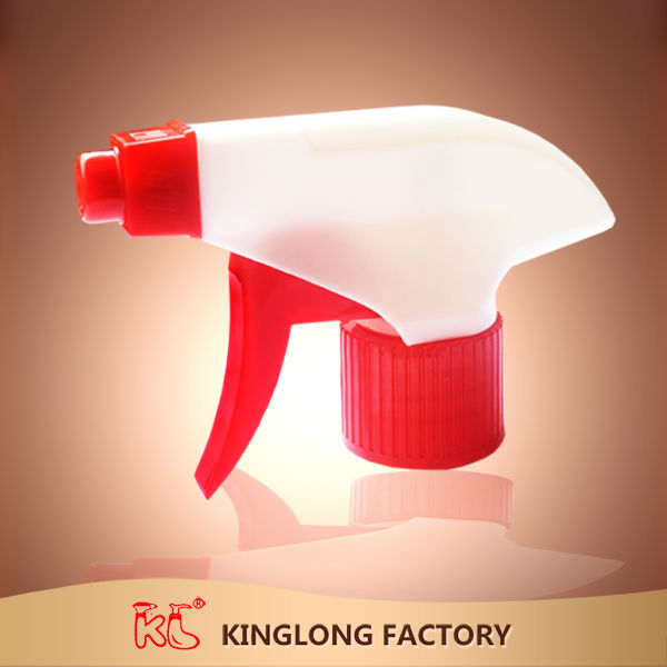 Hot!Popular New style Plastic High quality water bottle foam fountain sprayer nozzle trigger sprayer pump