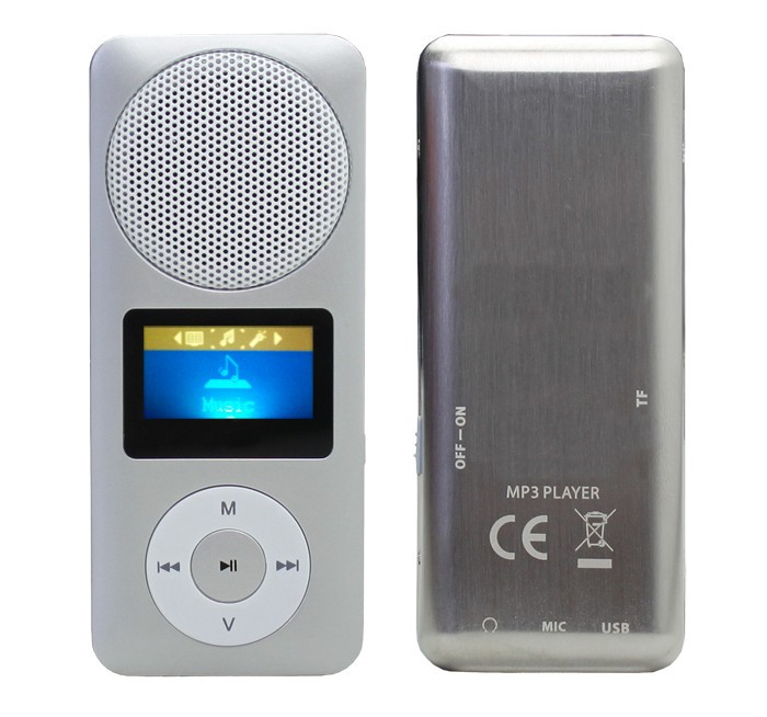 Unique Mp3 Player With Built In Speaker Portable Cd Mp3