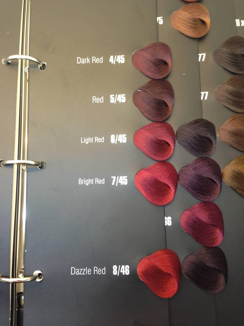 Oem hair color swatch book salon hair color chart view hair color oem hair color swatch book salon hair color chart nvjuhfo Image collections