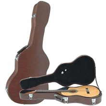(High) 저 (grade black 및 brown color Classical Guitar Case
