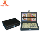 Sets Playing Dominoes Set Dominoes Set Custom 2 Sets Playing Cards Poker Double 6 Dominoes Travel Dominoes Set