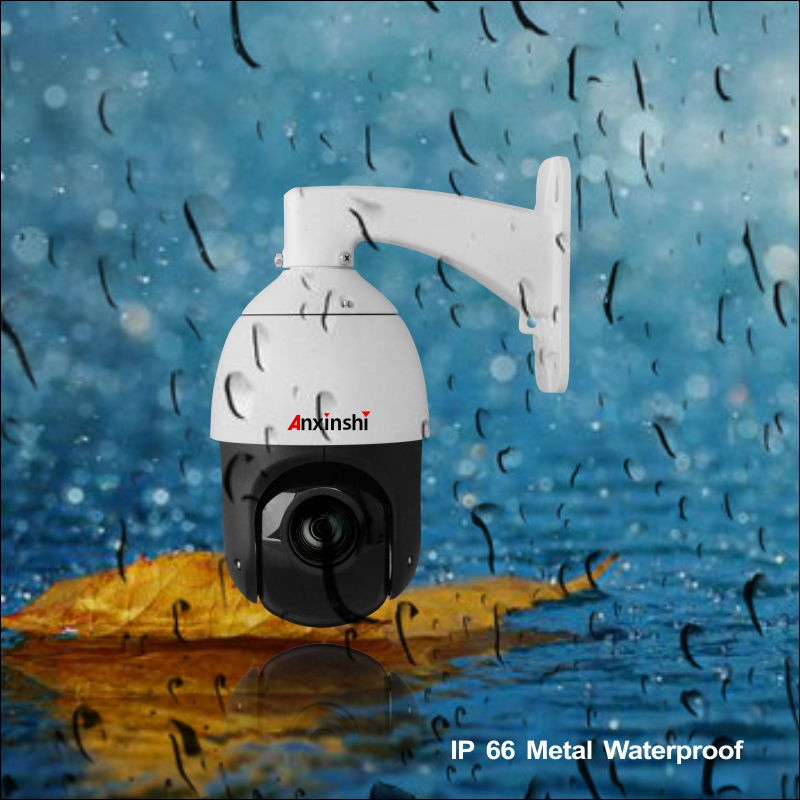 Full HD IP 1080P Face zoom Auto tracking and analysis Mini PTZ Camera