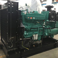 CE approved 250kw hot sale silent type diesel generator set with Cummins engine from China factory
