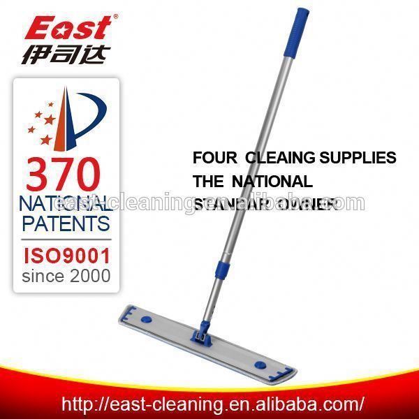 house cleaning floor flat mop with grips