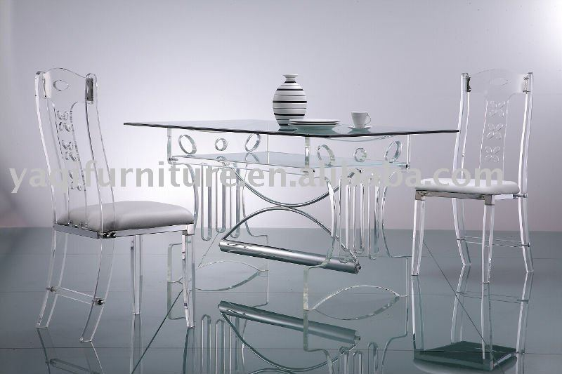 Merveilleux China Acrylic Dinner Table, China Acrylic Dinner Table Manufacturers And  Suppliers On Alibaba.com