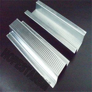 High quality metal galvanized furring channel/ceiling carrying channel/hat furring channel/Omega