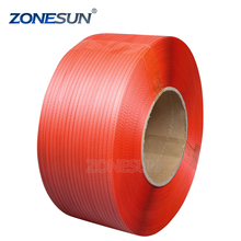 ZONESUN Plastic Verpakking Bandjes/Polypropyleen Strapping Band/industriële strapping supply