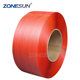 ZONESUN Plastic Packing Straps/Polypropylene Strapping Band/ industrial strapping supply