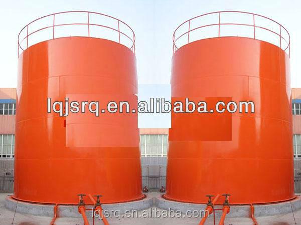 Tanques de almacenamiento de gasolina