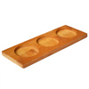 Perfect For Serving Beverage Bamboo Serving Tray/Coffee Serving Tray