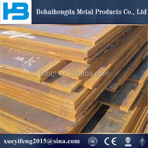 MS Plate/Hot Rolled Iron Sheet/HR Steel Coil sheet/Black Iron Plate(S235 S355 SS400 A36