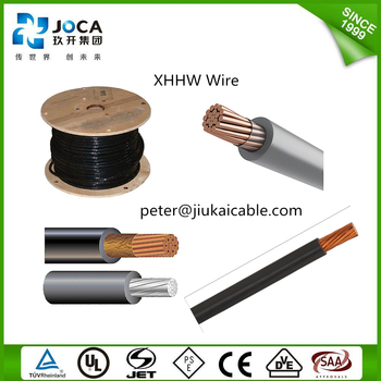 750 Mcm 500mcm 350 Mcm Thhn Thwn Xhhw Thw Electrical Wire And Cable ...