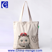 custom canvas cotton tote laptop bags factory price